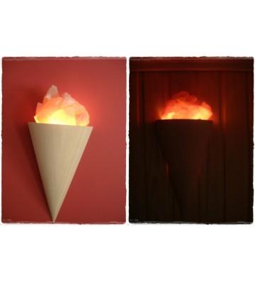 Zestaw - Lampa do sauny -...