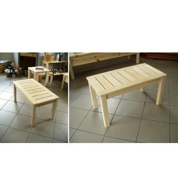 Ławka do sauny z drewna...