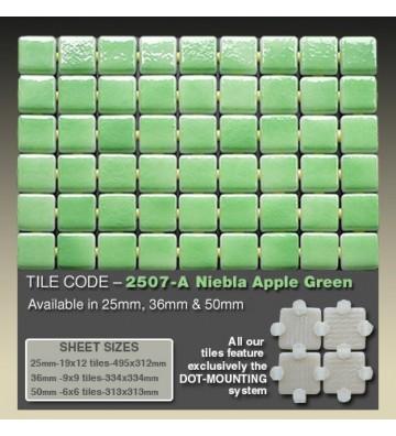 Mozaika Ezarri Niebla Apple...