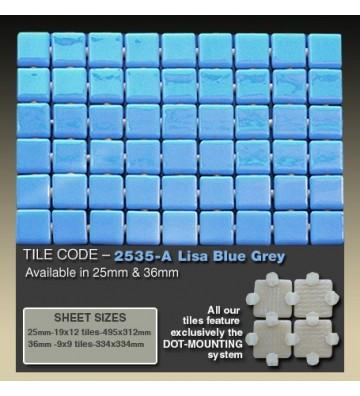 Mozaika Ezarri Lisa Blue...