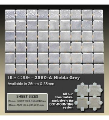 Mozaika Ezarri Niebla Grey...