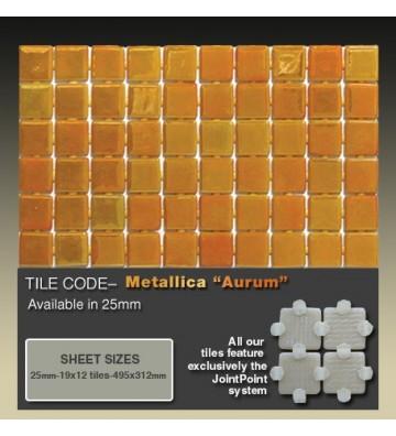 Mozaika Ezarri Metal Aurum 2m²