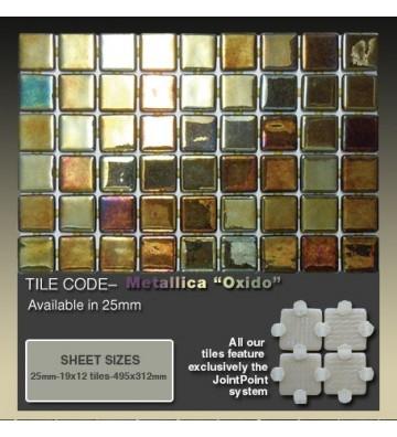 Mozaika Ezarri Metal Oxido 2m²