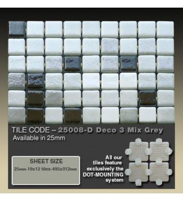 Mozaika Ezarri Mix Grey...