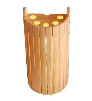 Klosz - Lampa do sauny -...
