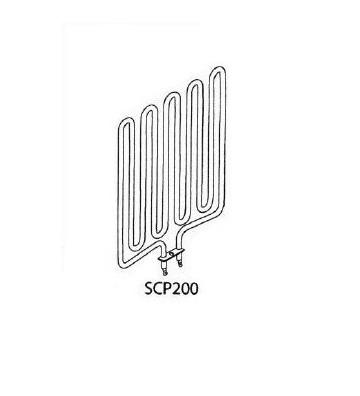 Grzałka Sawo SCP 200 2000 W