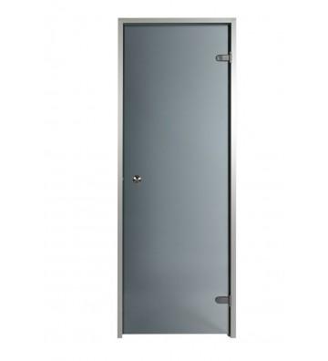 Drzwi do łaźni i sauny...