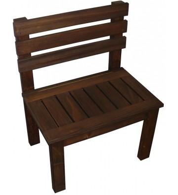 Ręcznie robiona ławka z...