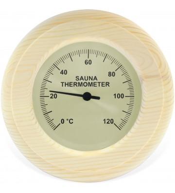 Termometr do sauny - okrągły