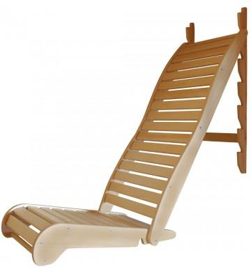 Leżak do sauny