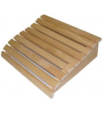 Zagłówek do sauny - olchowy