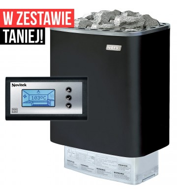 Narvi NME 4,5 kW - piec do...