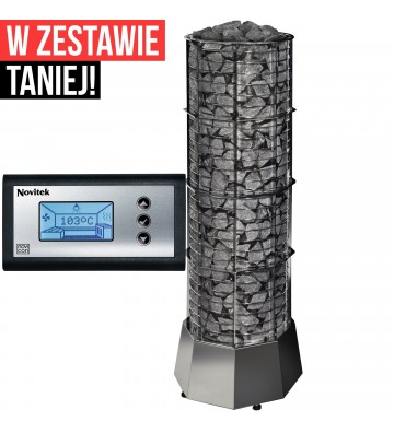 Narvi Softy E 6,8 kW - piec...