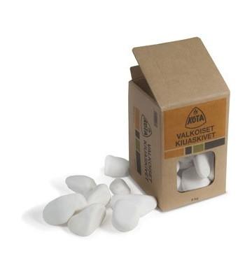Białe kamienie do sauny - 6 kg