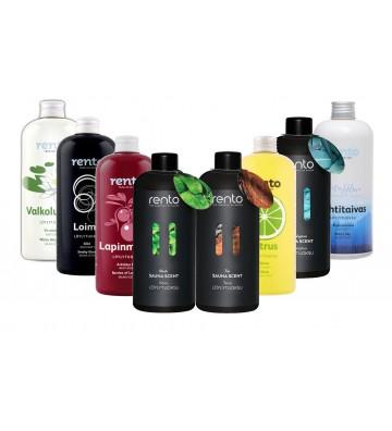 Zestaw 8 zapachów Rento