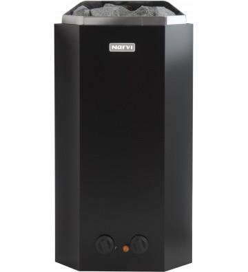 Narvi Minex 3,6 kW czarny-...