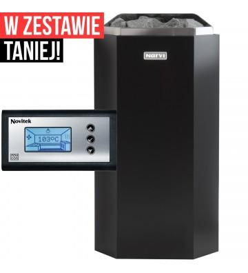Narvi Minex E 3,6 kW czarny...