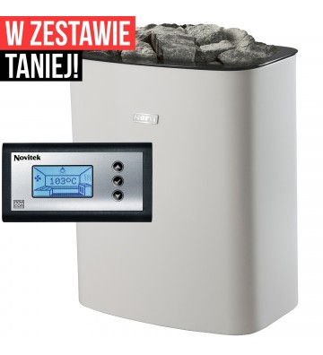 Outlet Narvi NCE 9,0 kW -...