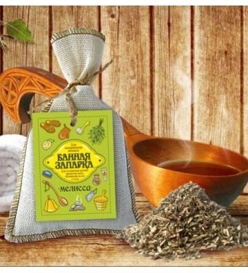 napar i zioła do sauny melisa