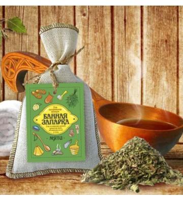 napar do sauny zioła mięty do sauny