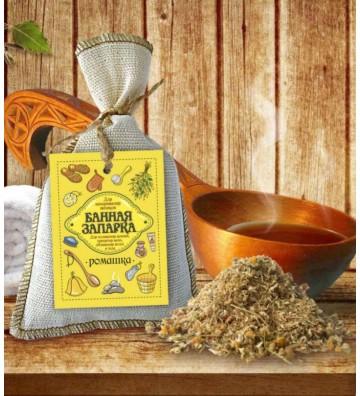 napar z rumianku zioła do sauny