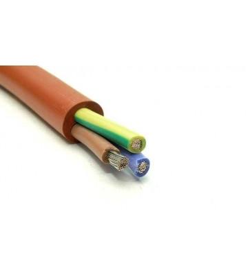 kabel silikonowy do sauny