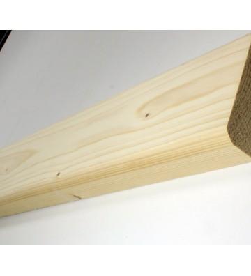 deska ławkowa do sauny świerk
